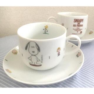 SNOOPY - SNOOPY  コーヒーカップ&ソーサー セット