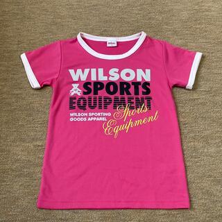 ウィルソン(wilson)のwilson ウィルソン キッズTシャツ 140(Tシャツ/カットソー)