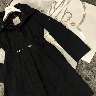 モンクレール(MONCLER)のモンクレール 国内正規品 MALACHITE サイズ0 ブラック 美品(ナイロンジャケット)