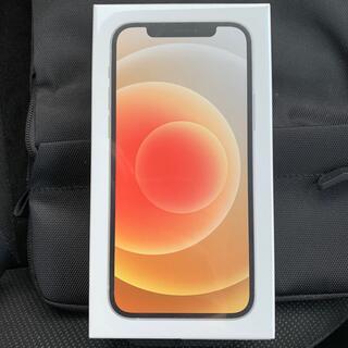 アイフォーン(iPhone)のiPhone 12 ホワイト 64GB SIMフリー 新品未開封品①(スマートフォン本体)