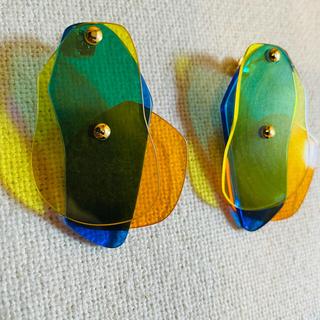 ステュディオス(STUDIOUS)のsheer color pierce(ピアス)