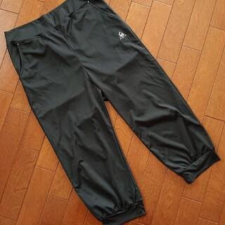 ルコックスポルティフ(le coq sportif)のルコック エクササイズパンツ 黒 サイズL(ヨガ)