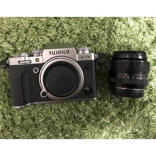 フジフイルム(富士フイルム)のFUJIFILM X-T4 ボディ+ レンズXF35mm F1.4R(デジタル一眼)