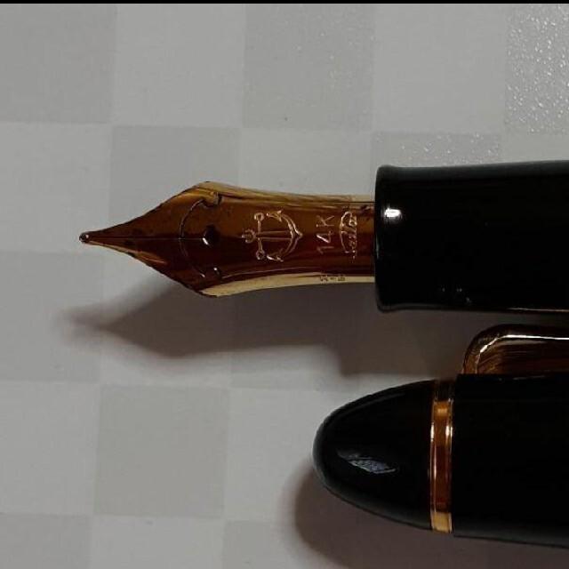 Sailor(セーラー)のセーラー万年筆 Founded1911 14K インテリア/住まい/日用品の文房具(ペン/マーカー)の商品写真