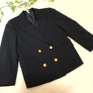ミキハウス(mikihouse)のMIKIHOUSE⭐120⭐ジャケット⭐紺⭐受験⭐スーツ⭐ キッズ ⭐ミキハウス(ドレス/フォーマル)