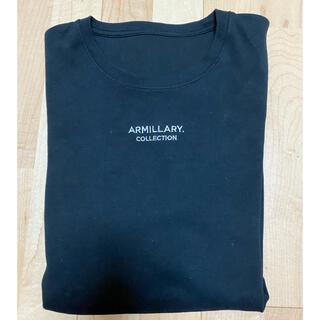 Armillary. アーミラリ 末吉秀太 トップス(Tシャツ(半袖/袖なし))
