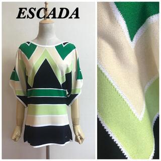 ESCADA - ESCADA サマーニット