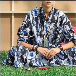 マルニ(Marni)の新品★未使用 マルニ アフリカン柄 トップス ブラウス(シャツ/ブラウス(半袖/袖なし))