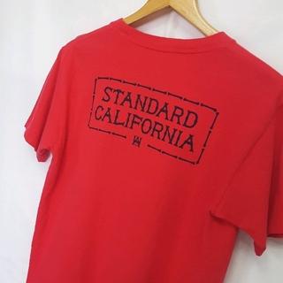 スタンダードカリフォルニア(STANDARD CALIFORNIA)の★日本製 STANDARD CALIFORNIA コラボ Tシャツ カットソー(Tシャツ/カットソー(半袖/袖なし))