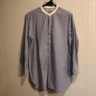 ルグラジック(LE GLAZIK)のLE GLAZIK*バンドカラーシャツ(シャツ/ブラウス(長袖/七分))