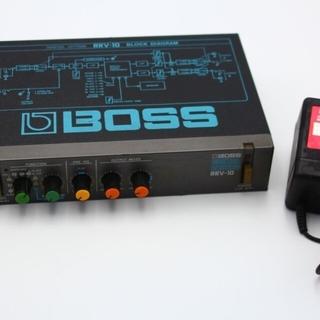 BOSS RRV-10 DIGITAL REVERB(デジタルリバーブ)(エフェクター)