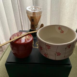 茶道具セット 初心者向き(食器)