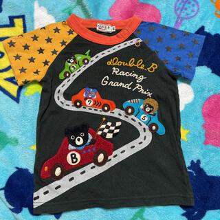 ダブルビー(DOUBLE.B)のダブルビー Tシャツ 80(Tシャツ)