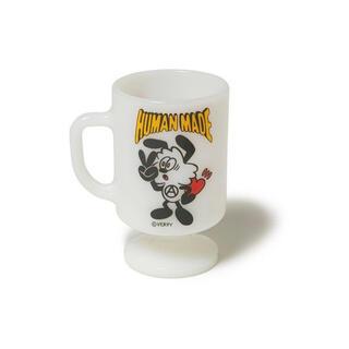 ジーディーシー(GDC)のhumanmade  ヒューマンメイド ガールズドントクライ マグカップ 限定品(グラス/カップ)