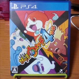 プレイステーション4(PlayStation4)の妖怪ウォッチ4++(家庭用ゲームソフト)