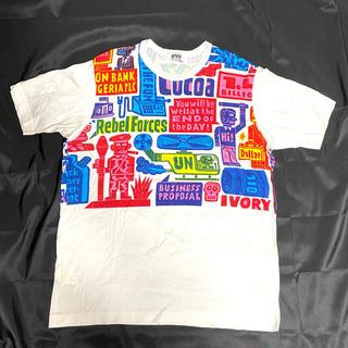 ジュンヤワタナベコムデギャルソン(JUNYA WATANABE COMME des GARCONS)のやす様専用〜コム・デ・ギャルソン2枚セット(Tシャツ/カットソー(半袖/袖なし))
