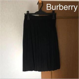 バーバリー(BURBERRY)の★美品★Burberry プリーツスカート(ミニスカート)