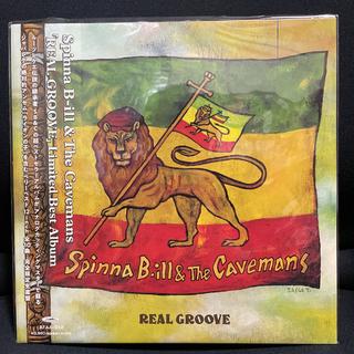 Spinna B-ill / REAL GROOVE アナログレコード[LP](ワールドミュージック)