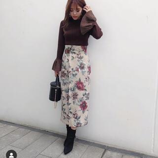 リエンダ(rienda)の専用 Reina様 rienda 新品 タイトスカート (ミニワンピース)