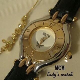 エムシーエム(MCM)のベルト新品 MCMレディースウォッチ(腕時計)