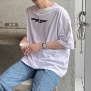 新品 L カオヨリナカミ KS HS TEE (Tシャツ/カットソー(半袖/袖なし))