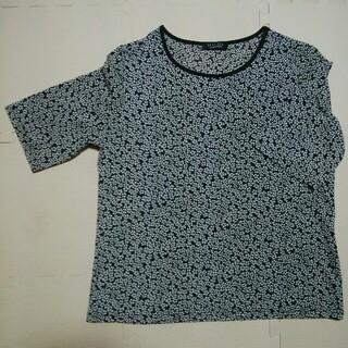 レディース Tシャツ 半袖 桜柄(Tシャツ(半袖/袖なし))