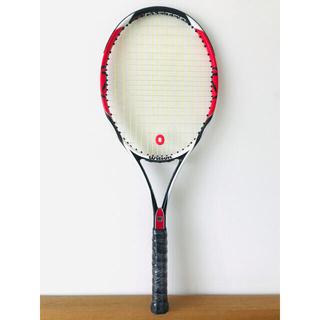 ウィルソン(wilson)の美品/ウィルソン『K SIX.ONE 95/ケーシックスワン95』テニスラケット(ラケット)