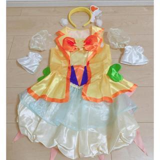 プリキュア 衣装 ドレス コスプレ(衣装一式)