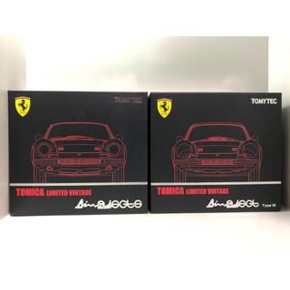 フェラーリ(Ferrari)の★トミカリミテッドヴィンテージ フェラーリ ディーノ 246GTS&246gt(ミニカー)