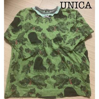 ユニカ(UNICA)のUNICA 100サイズ(Tシャツ/カットソー)