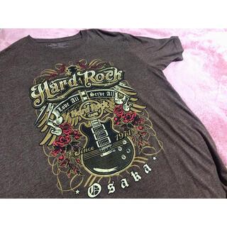 ロックハード(ROCK HARD)のハードロックカフェTシャツ(Tシャツ/カットソー(半袖/袖なし))