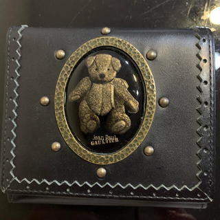 ジャンポールゴルチエ(Jean-Paul GAULTIER)のジャンポールゴルチエ カメオ テディベア(財布)