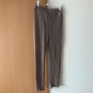 GU - GU かぎ編み ニット レギンス