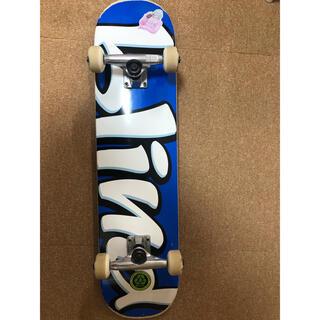 ブラインド(bLind)のスケートボード コンプ ケース付き最終値下げ(スケートボード)