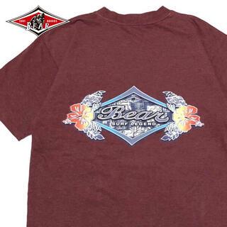ベアー(Bear USA)の*3661 90s BEAR USA ベアー バックプリント  Tシャツ(Tシャツ/カットソー(半袖/袖なし))