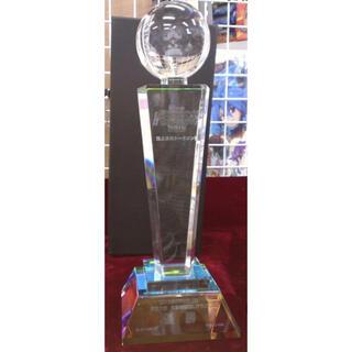 バンダイ(BANDAI)の妖怪ウォッチとりつきカードバトル バスターズカップ2015 大会優勝トロフィー(その他)