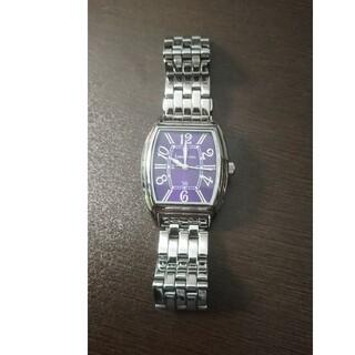 セイコー(SEIKO)の腕時計 紫(腕時計(アナログ))