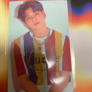 ATEEZ ウヨン(K-POP/アジア)
