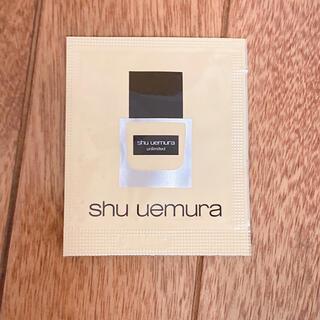 shu uemura - シュウウエムラ アンリミテッド ラスティング フルイド 564 サンプル