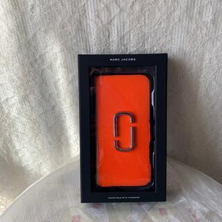 マークジェイコブス(MARC JACOBS)のiPhone11 XR marc jacobs本革携帯カバー(iPhoneケース)