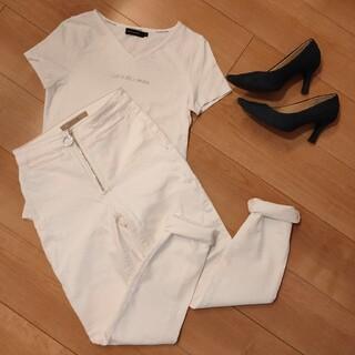 カルバンクライン(Calvin Klein)のCalvin Klein & JOE'S jeans コーデ売り(Tシャツ(半袖/袖なし))