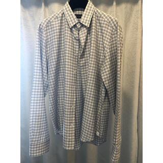 ルイヴィトン(LOUIS VUITTON)のLOUIS VUITTON チェックシャツ(シャツ)