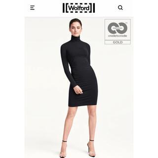ウォルフォード(Wolford)のWolford ウォルフォード 高級 ドレス ワンピース S(ひざ丈ワンピース)
