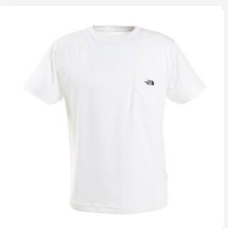 ザノースフェイス(THE NORTH FACE)の未使用タグ付 THE NORTH FACE シンプルロゴポケットティー(Tシャツ/カットソー(半袖/袖なし))
