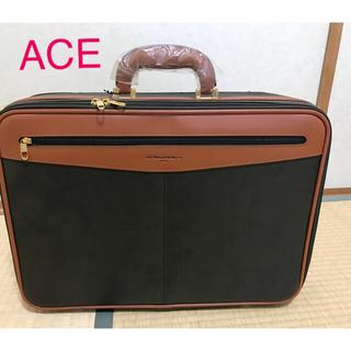 エース(ace.)の新品未使用 カバンのACEビジネスバッグ 鍵付き 収納 在宅 書類PC入れ(ビジネスバッグ)