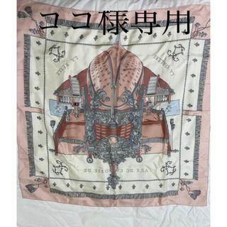 エルメス(Hermes)のエルメス HERMES スカーフ(バンダナ/スカーフ)