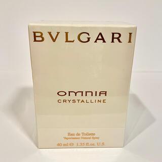 BVLGARI - BVLGARI ブルガリ オムニア クリスタリン オードトワレ 40ml
