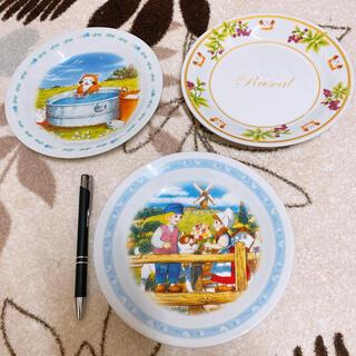 【非売品】フランダースの犬、ラスカルのお皿(食器)