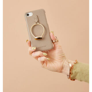 ビューティアンドユースユナイテッドアローズ(BEAUTY&YOUTH UNITED ARROWS)の未使用未開封!HASHIBAMIスマホケースiPhone 7/8/SE2(iPhoneケース)
