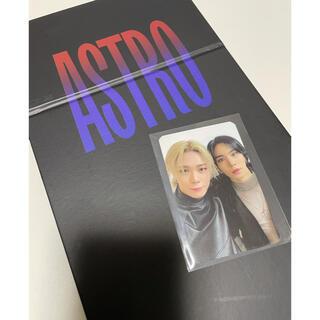 ASTRO All Yours ユニットトレカ スリーブ(K-POP/アジア)